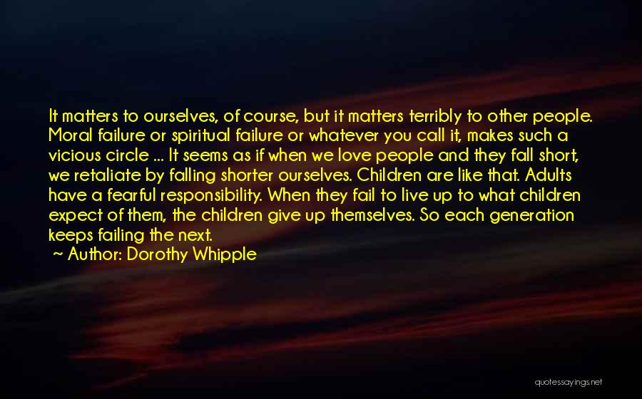 Dorothy Whipple Quotes 256821