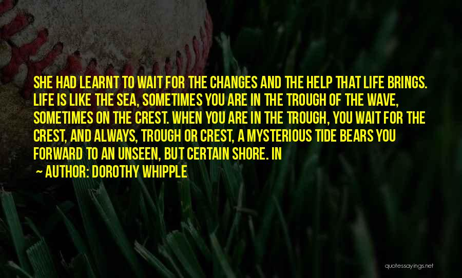 Dorothy Whipple Quotes 322163