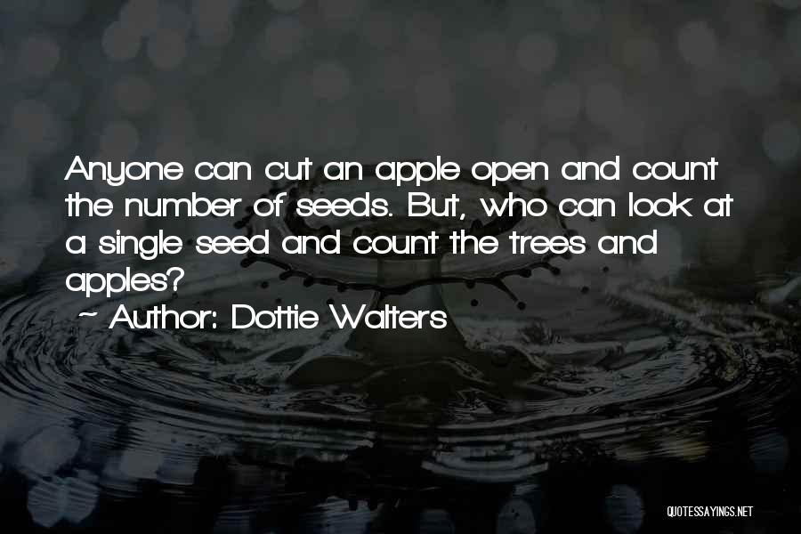 Dottie Walters Quotes 1340464