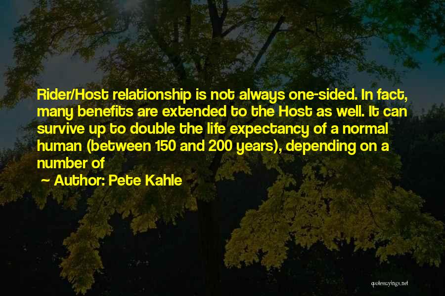 Double Sided Quotes By Pete Kahle