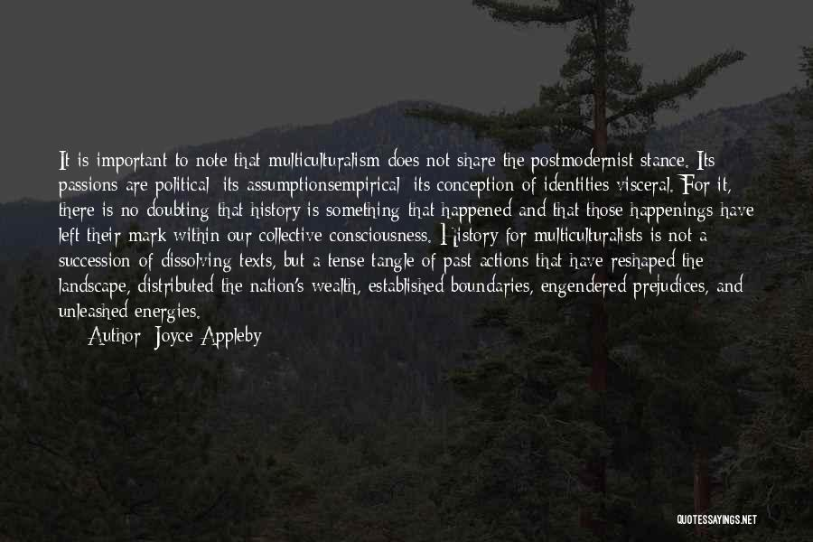 Doubting Us Quotes By Joyce Appleby