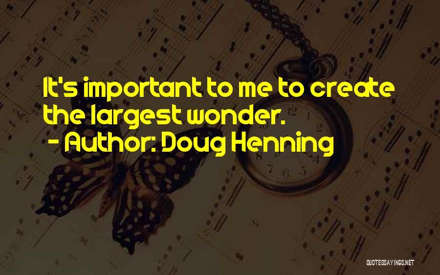 Doug Henning Quotes 874645
