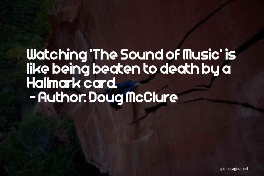 Doug McClure Quotes 879658