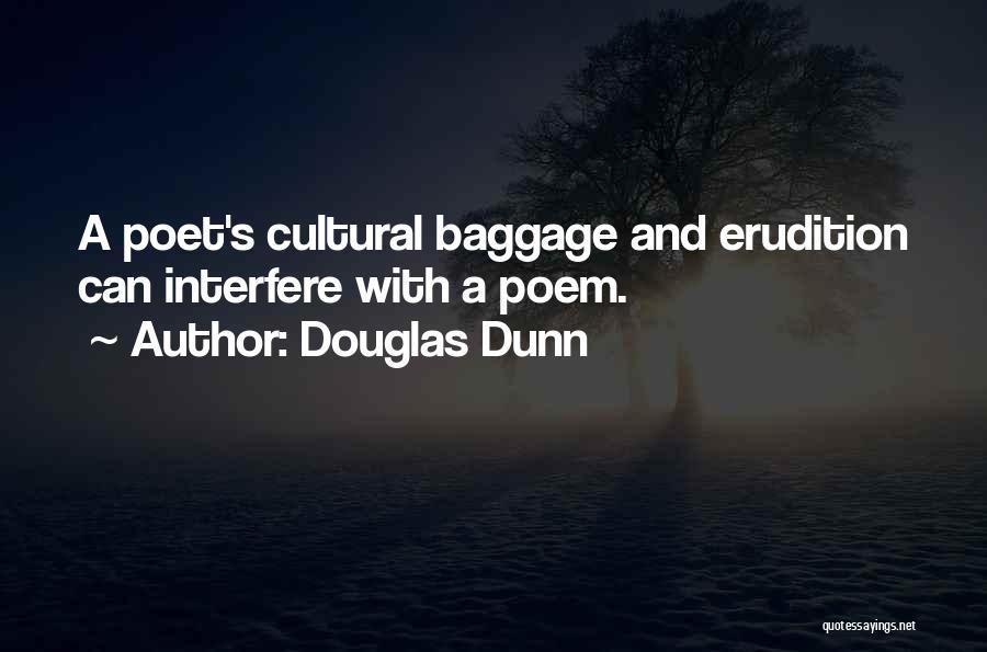 Douglas Dunn Quotes 300297
