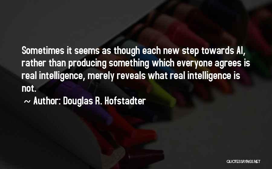 Douglas R. Hofstadter Quotes 1163235