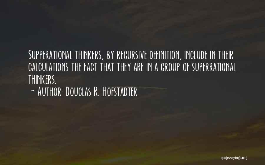 Douglas R. Hofstadter Quotes 1273599