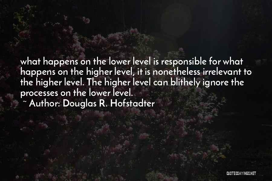 Douglas R. Hofstadter Quotes 626491