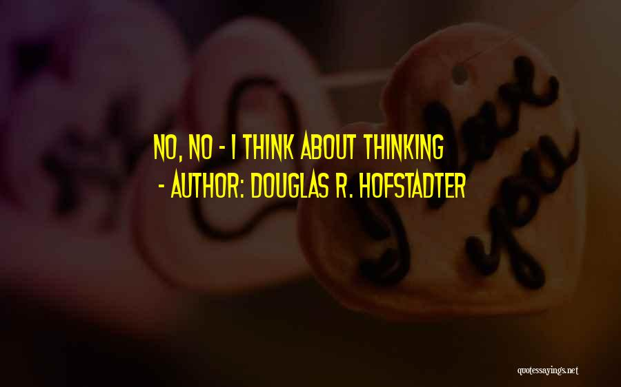 Douglas R. Hofstadter Quotes 731008
