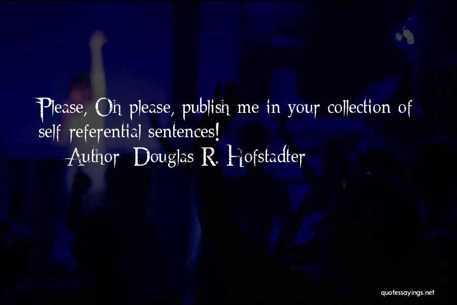Douglas R. Hofstadter Quotes 921473