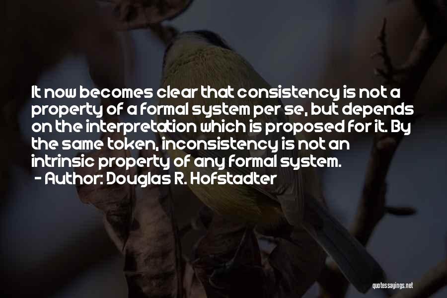 Douglas R. Hofstadter Quotes 953733