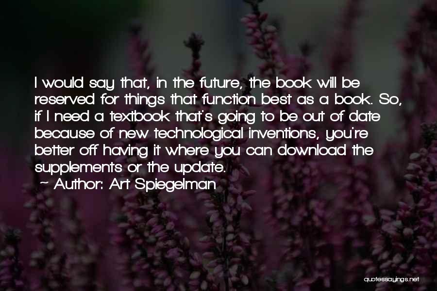 Download Quotes By Art Spiegelman