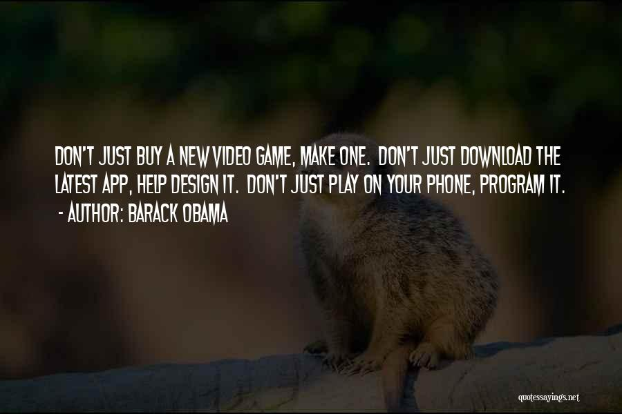 Download Quotes By Barack Obama
