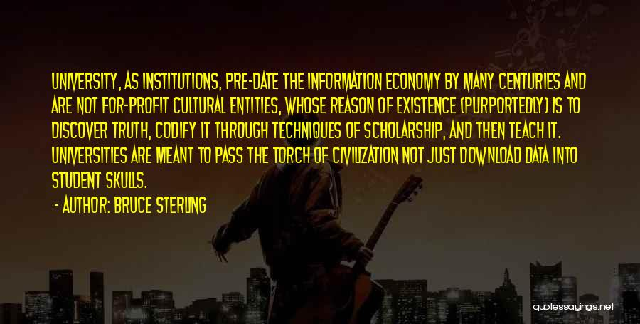 Download Quotes By Bruce Sterling
