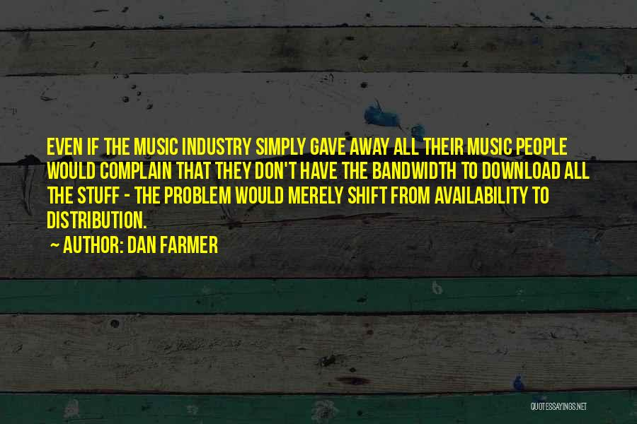 Download Quotes By Dan Farmer