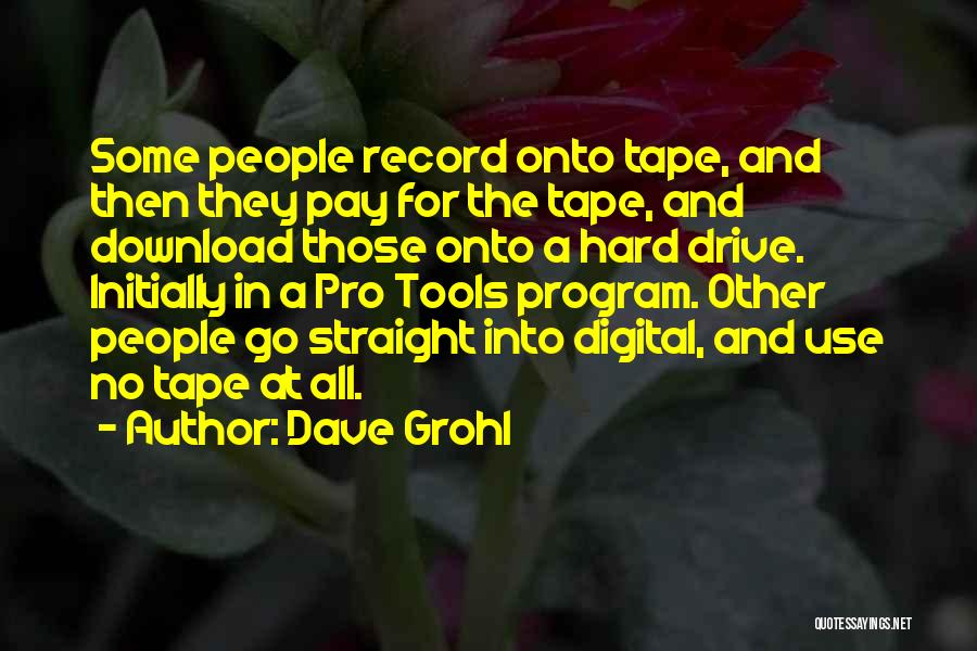 Download Quotes By Dave Grohl