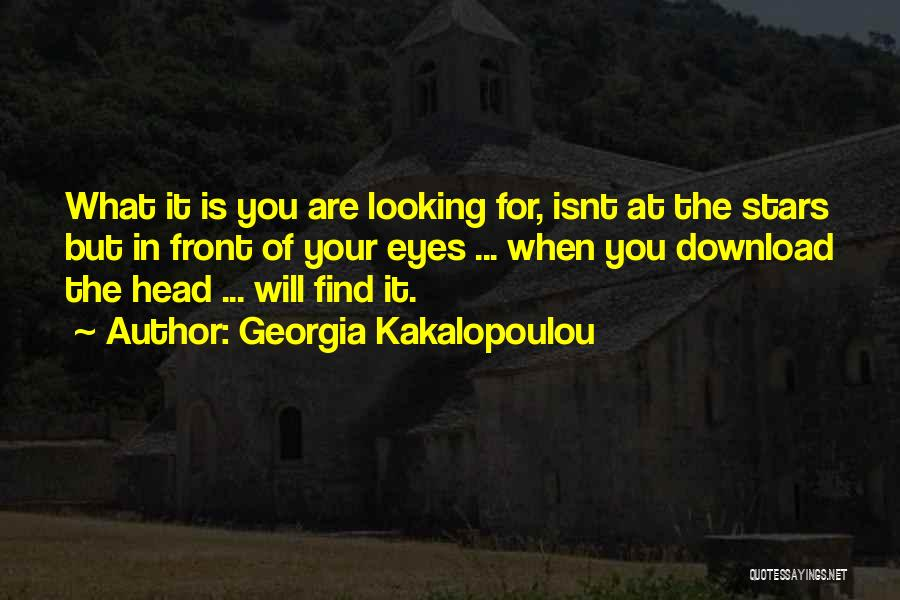 Download Quotes By Georgia Kakalopoulou