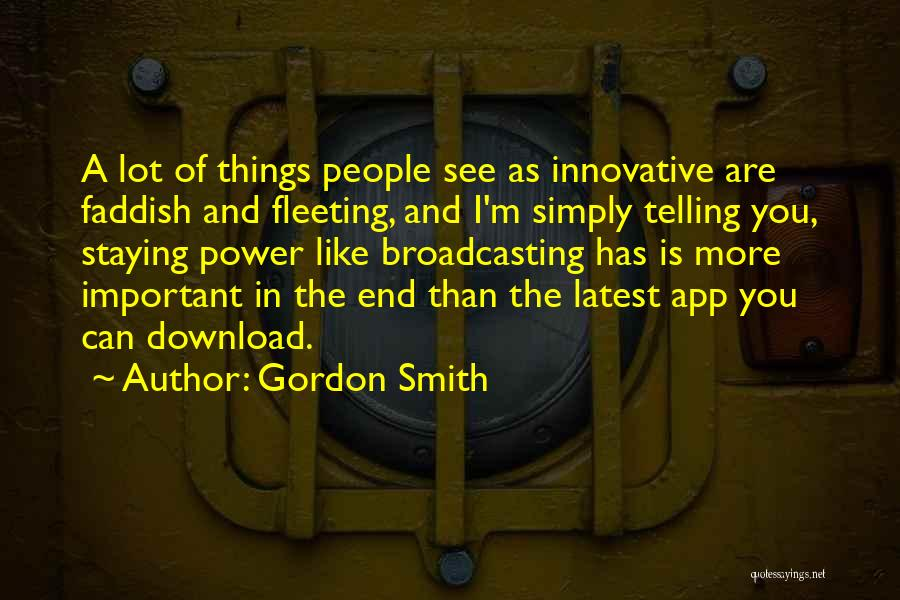 Download Quotes By Gordon Smith