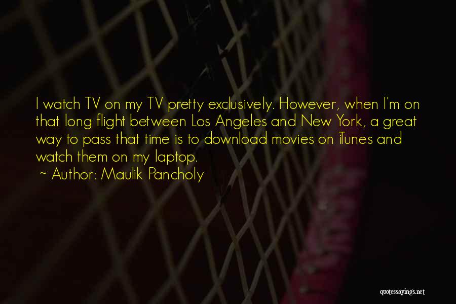 Download Quotes By Maulik Pancholy