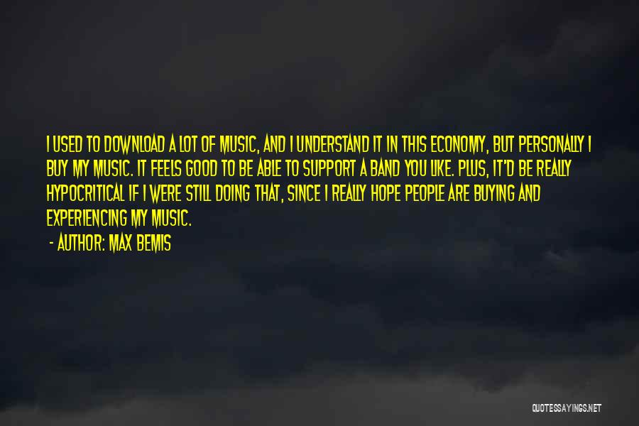Download Quotes By Max Bemis