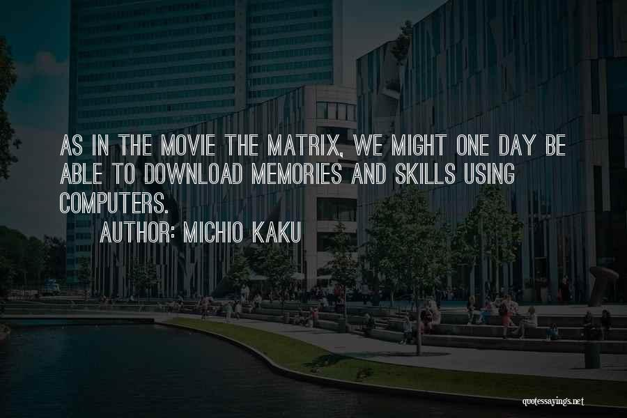 Download Quotes By Michio Kaku