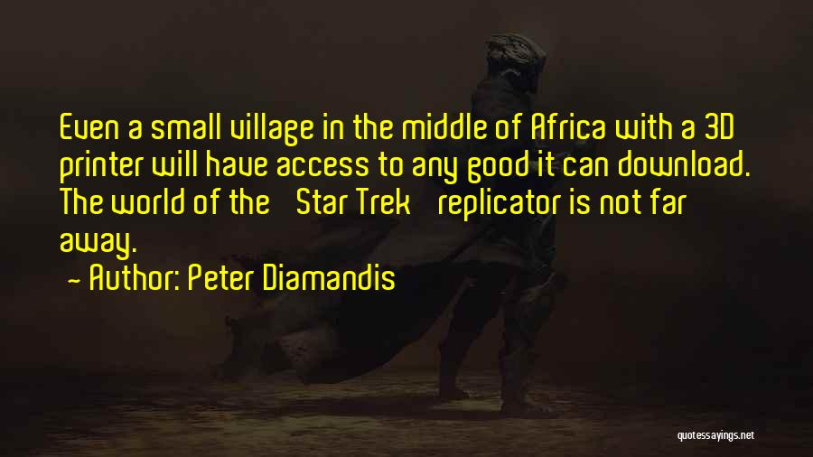 Download Quotes By Peter Diamandis