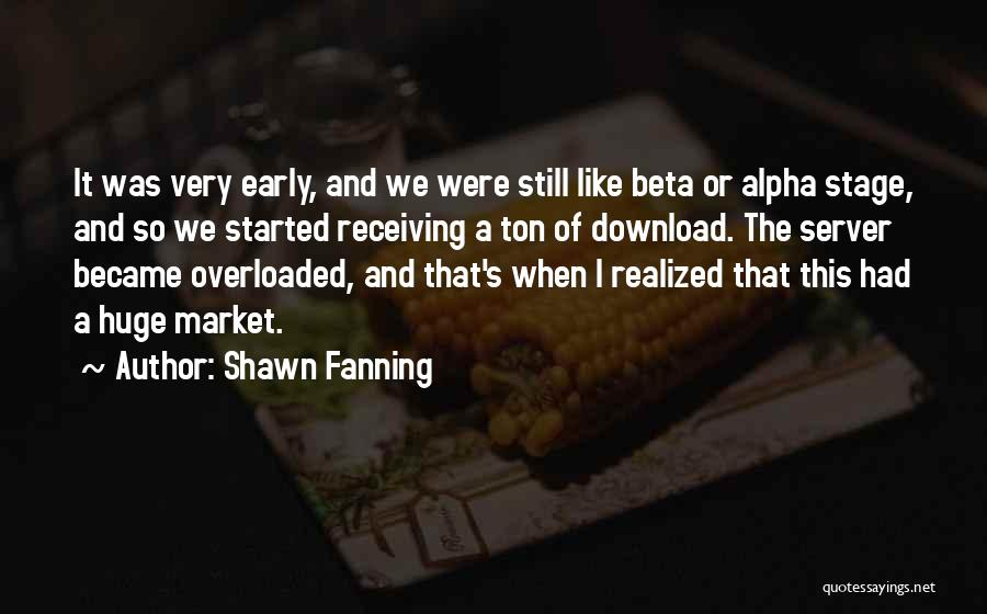 Download Quotes By Shawn Fanning