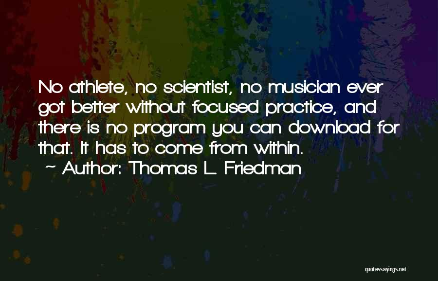 Download Quotes By Thomas L. Friedman