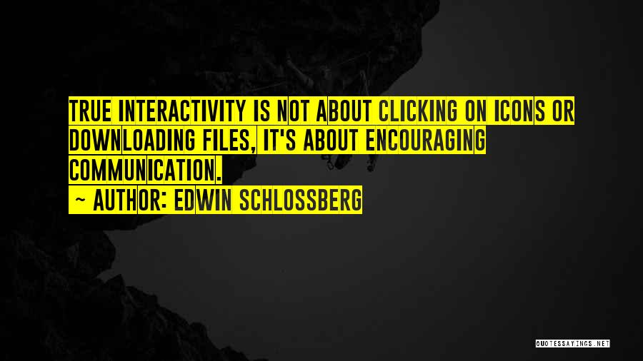 Downloading Best Quotes By Edwin Schlossberg