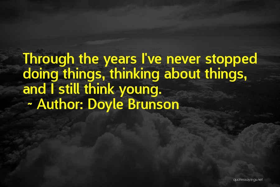 Doyle Brunson Quotes 1135818