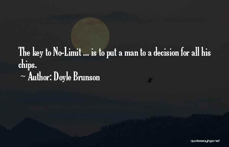 Doyle Brunson Quotes 2011661