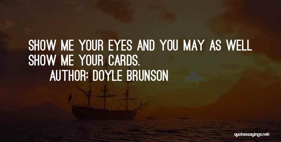 Doyle Brunson Quotes 2183185
