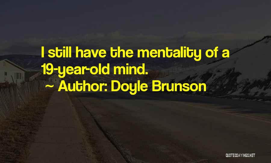 Doyle Brunson Quotes 580150