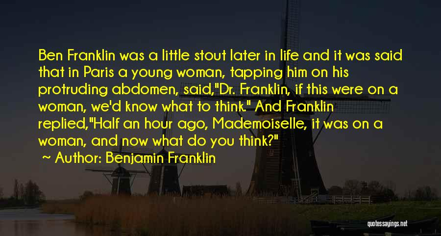 Dr Ben Quotes By Benjamin Franklin
