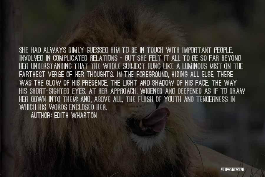 Dragging Me Down Quotes By Edith Wharton