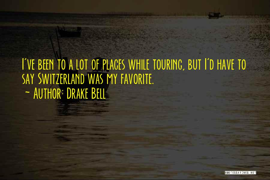 Drake Bell Quotes 124346