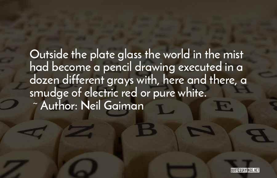 Drawing Pencil Quotes By Neil Gaiman