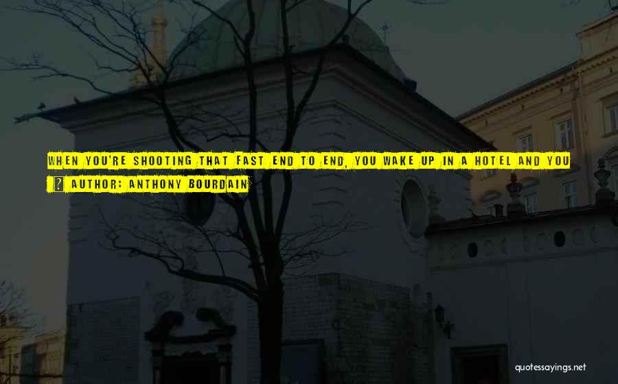 Dreaming Of Someone You Like Quotes By Anthony Bourdain