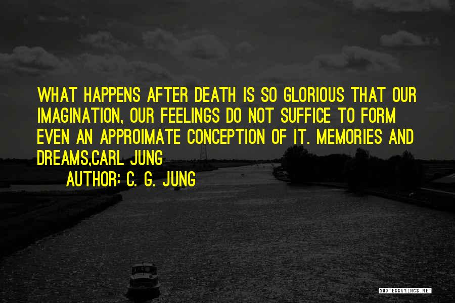 Dreams And Imagination Quotes By C. G. Jung