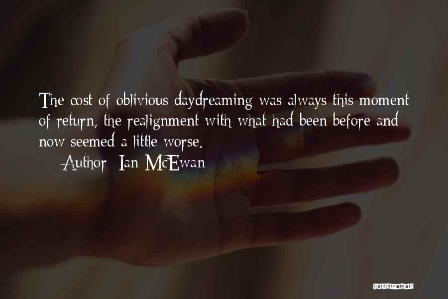 Dreams And Imagination Quotes By Ian McEwan