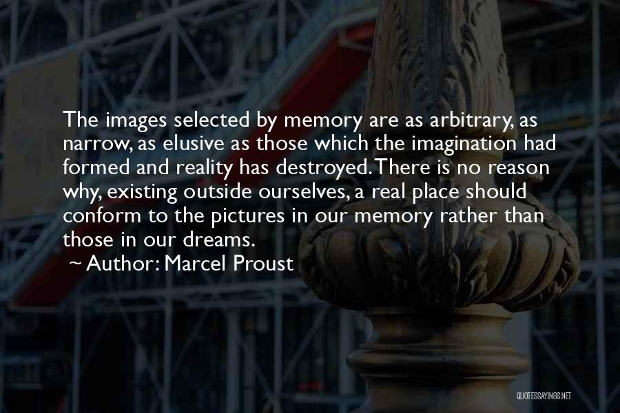 Dreams And Imagination Quotes By Marcel Proust