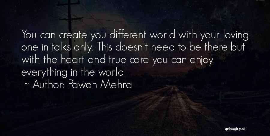 Dreams And Imagination Quotes By Pawan Mehra