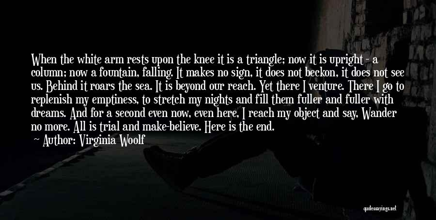 Dreams And Imagination Quotes By Virginia Woolf
