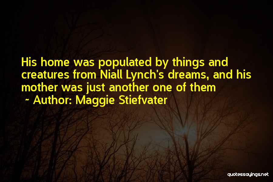 Dreams And Reality Quotes By Maggie Stiefvater