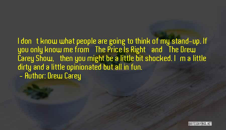 Drew Carey Price Is Right Quotes By Drew Carey