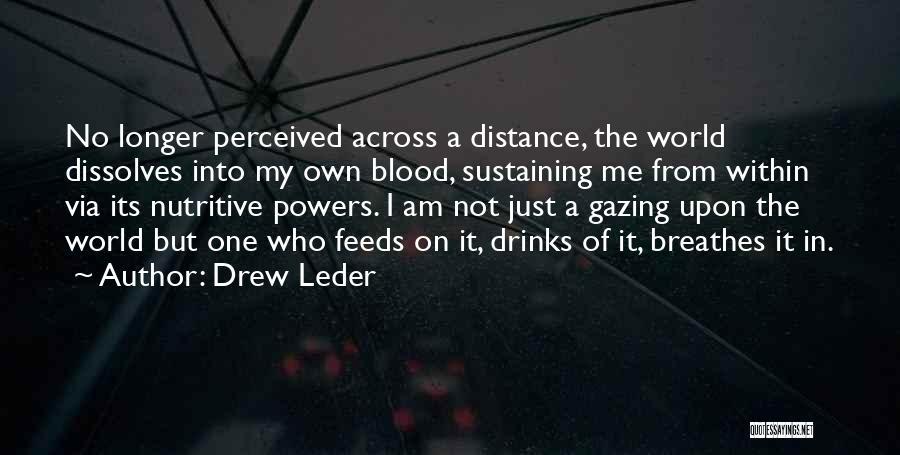 Drew Leder Quotes 1935108