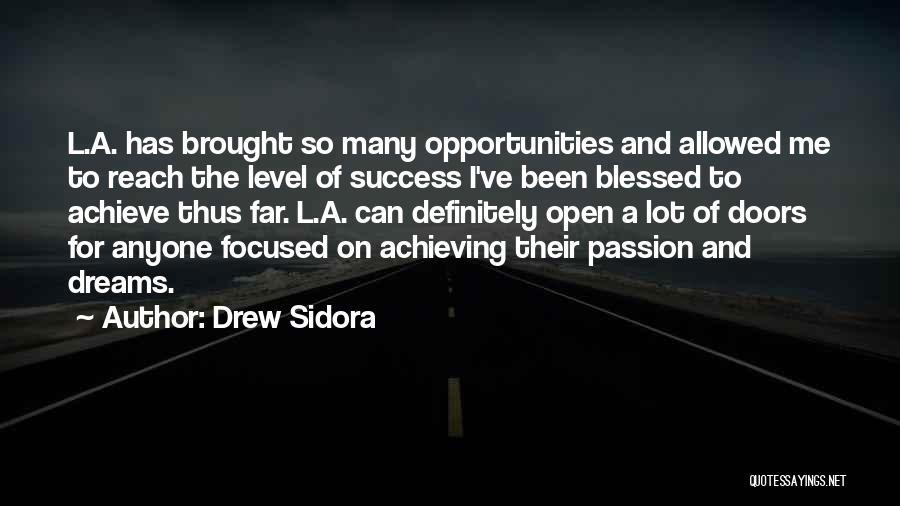 Drew Sidora Quotes 1550070
