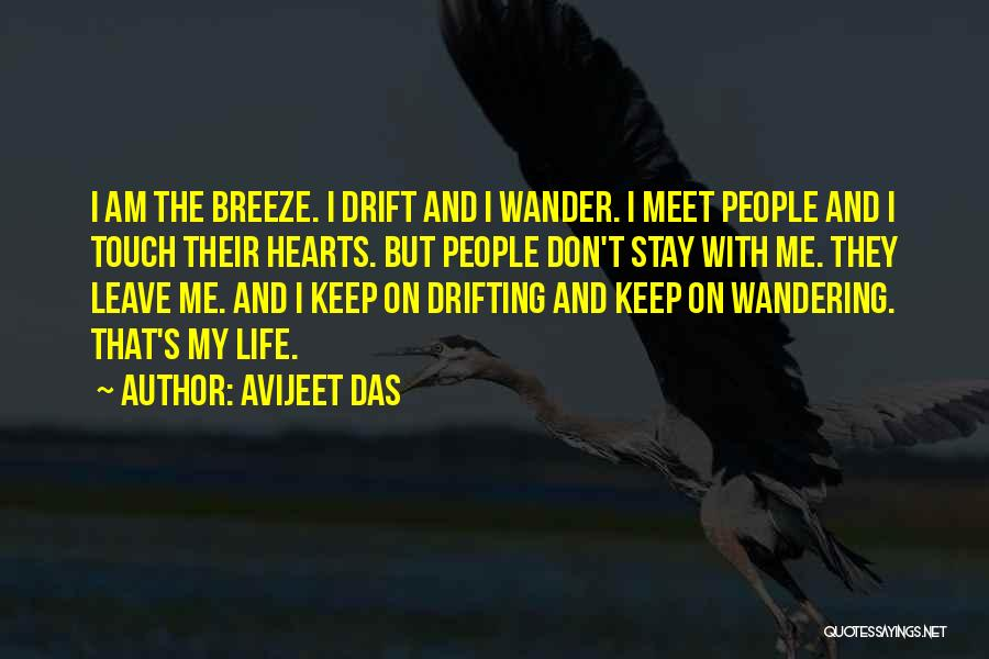 Drifting Hearts Quotes By Avijeet Das