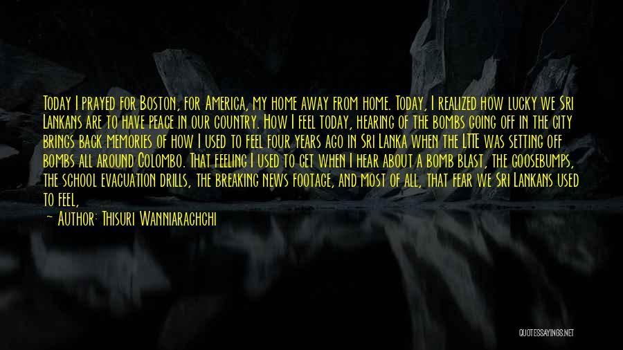 Drills Quotes By Thisuri Wanniarachchi