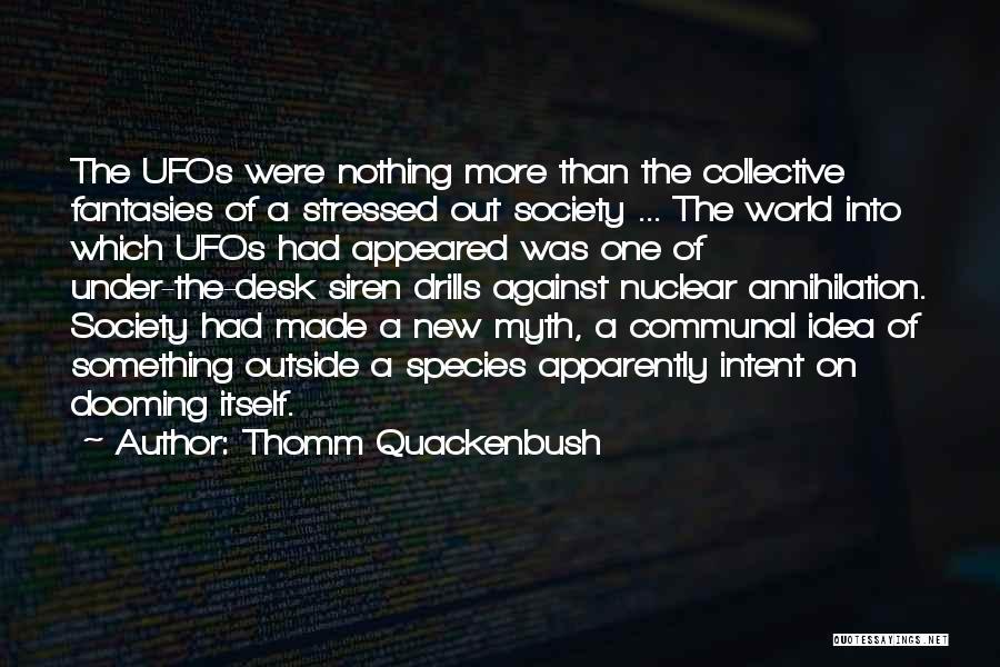 Drills Quotes By Thomm Quackenbush