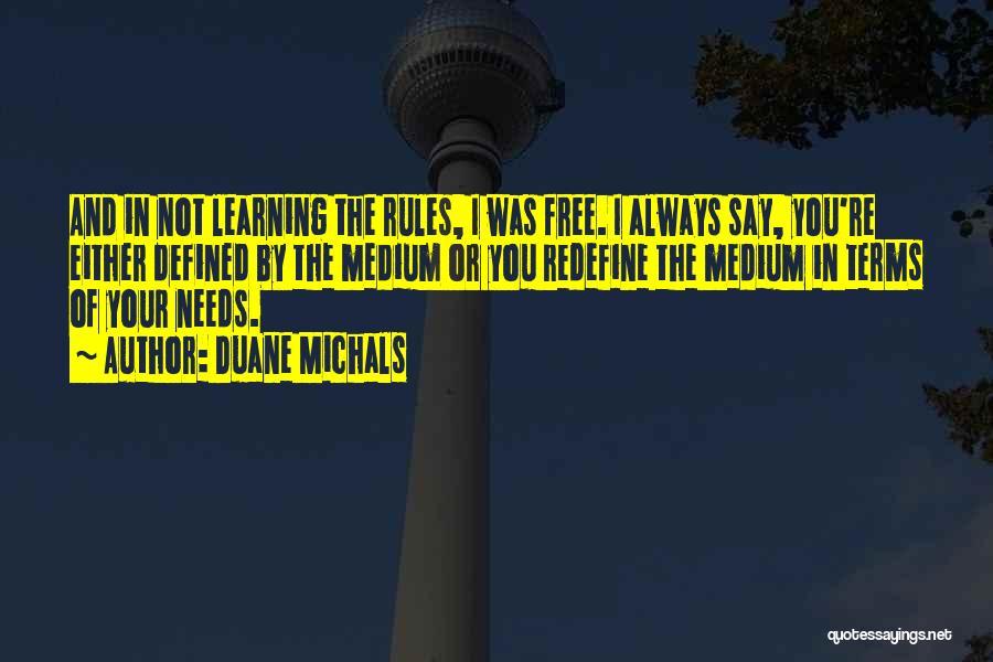 Duane Michals Quotes 783976